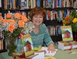 Catherine Sevenau, Book Launch